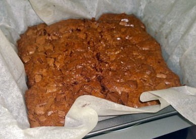 brownies pépite